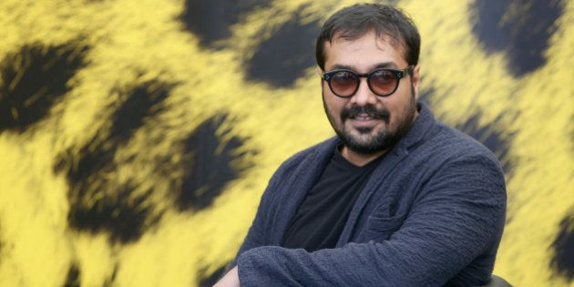 LOCARNO, SWITZERLAND - AUGUST 11: Director Anurag Kashyap attends Bombay Velvet photocall on August 11,...