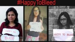 Women Launch #HappyToBleed Campaign After Sabarimala Temple Proposes A Scan For