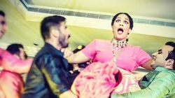 This Is Proof That Masaba Gupta's Wedding Was One Crazy