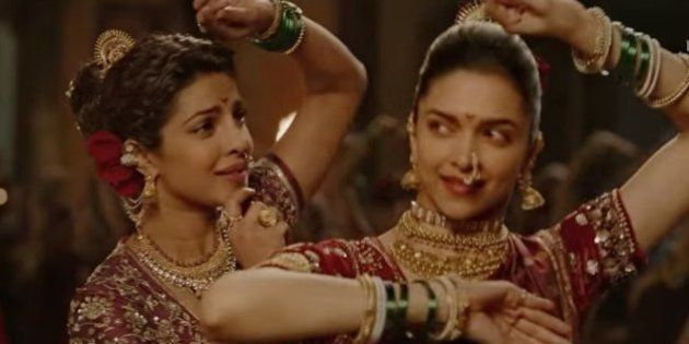There's A Petition To Ban 'Bajirao Mastani' For Portraying 'Pinga' As An Item