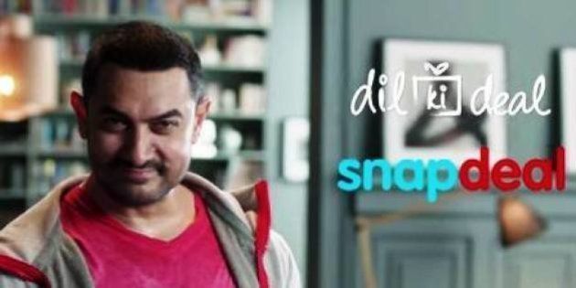 Snapdeal, Under Twitter Fire, Distances Itself From Aamir Khan's 'Personal'