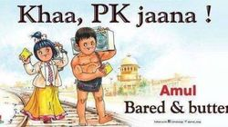 Holy Butter! Amul India's 'PK' Ad Actually Came Out Last