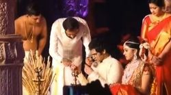 This Rs 55 Crore Wedding In Kerala Has A Larger Set Than That In