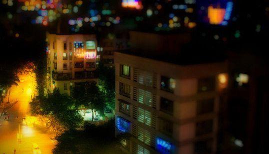 Photo Essay: Mumbai From A