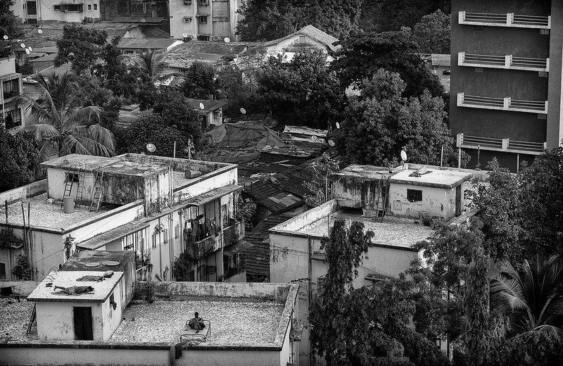Photo Essay: Mumbai From A