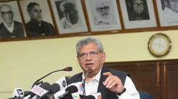 Yechury Throws RSS' Golwalkar's Nazi Fandom At Jaitley's 'Third