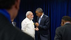 Modi Arrives At Paris, To Meet Obama
