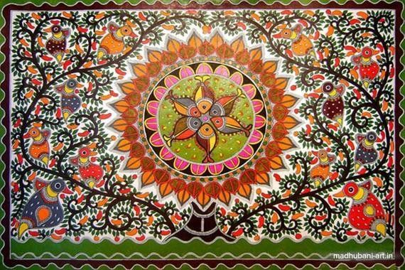 4 Folk Art Forms That Can Add Colour And Culture To Your