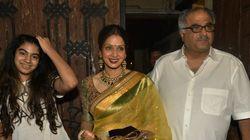 Sridevi Is A 'Goddess Of Beauty', Confesses Ram Gopal