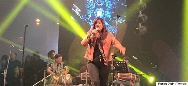 Delhi NH7 Weekender: Vishal Dadlani Paid Tribute To Ustaad Nusrat Fateh Ali