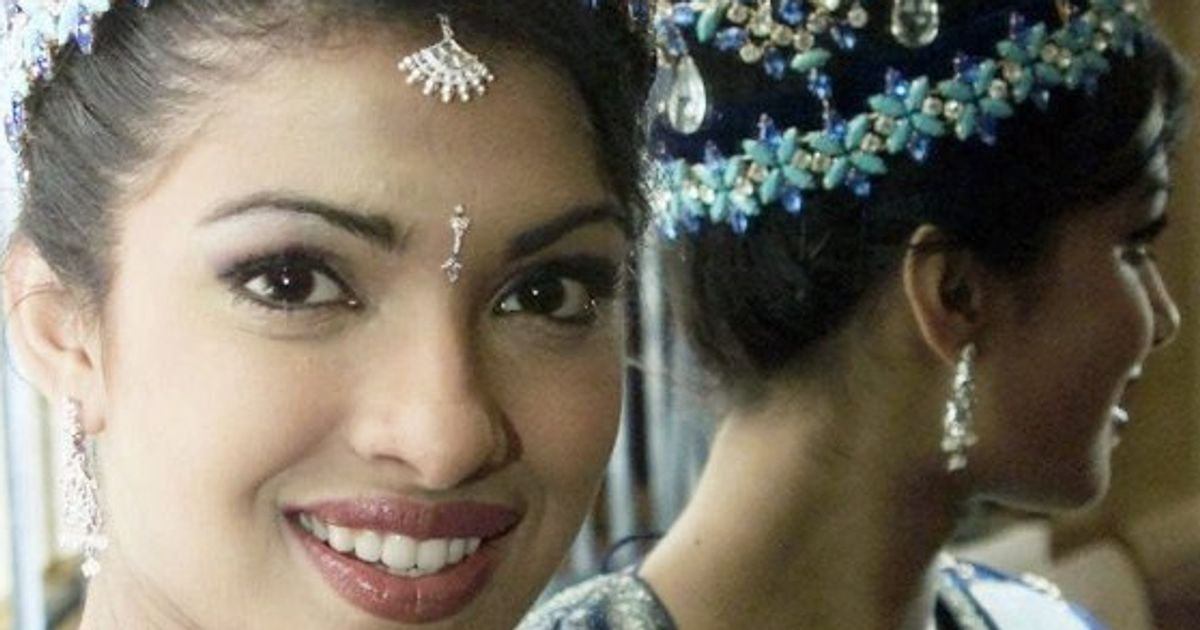 Holy Sh T It S Been 15 Years Since Priyanka Chopra Was Crowned