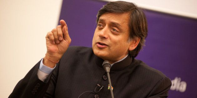 It Is Safer To Be A Cow Than A Muslim In India, Says Shashi Tharoor In Lok
