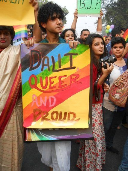 Why This Year's Delhi Pride Went Beyond Section