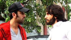 Ranveer Is Inspired By Ranbir's Stellar Performance In