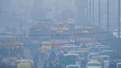 Today Is Officially Delhi's Most Polluted Day Of The