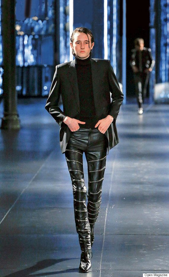 Trend Alert: Androgyny Is Only Going To Get Bigger In Men's