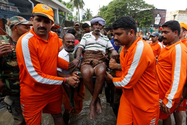 Chennai Floods: Rains Ease, Focus Shifts To Relief