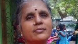 60-Year-Old Chennai Woman Who Waded Through Waist-Deep Water To Deliver Milk To Her Customers Is Hailed As A
