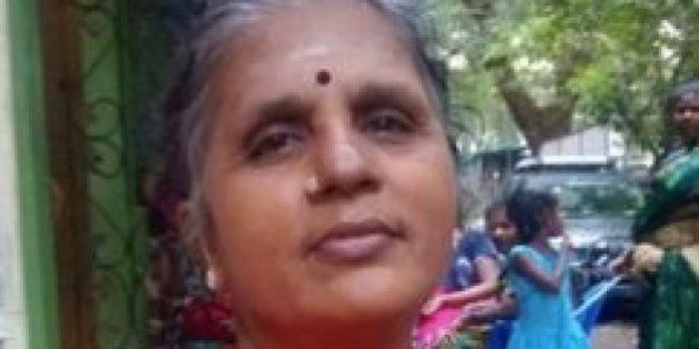 60-Year-Old Chennai Woman Who Waded Through Waist-Deep Water To Deliver Milk To Her Customers Is An Internet