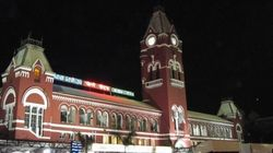 Train Services Resume From Chennai Central