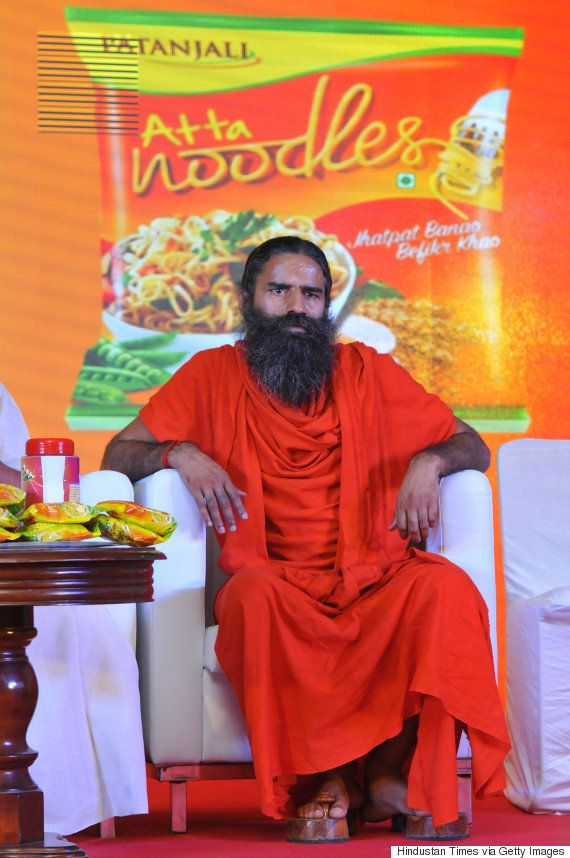 Baba Ramdev's Patanjali Noodles In Trouble, Insects Found Inside Sealed Packet In