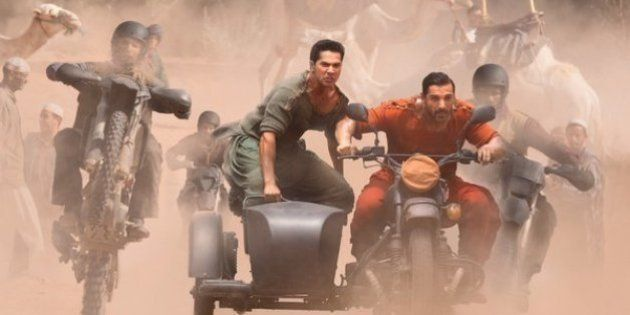 Varun Dhawan And John Abraham Starrer 'Dishoom's' First Look
