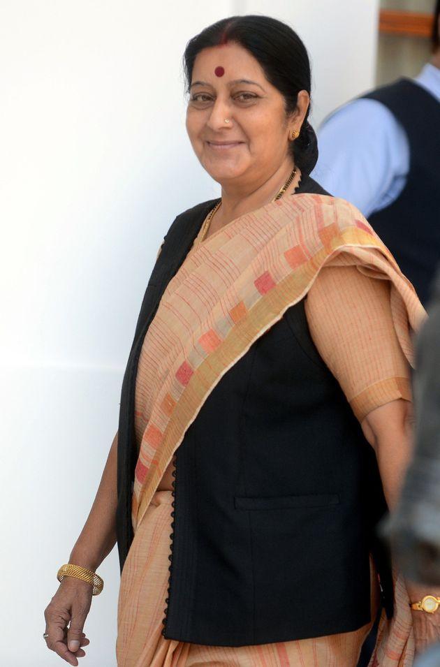 Sushma Swaraj To Visit Pakistan Tomorrow, Expected To Meet Nawaz