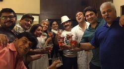Cast Of 'Sarabhai Vs Sarabhai' Celebrating 10 Years With Selfie, Song And Toast Is Delightfully