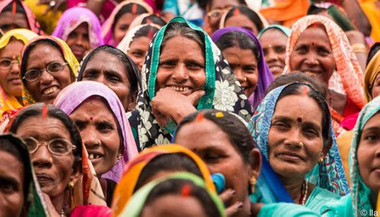 Here's How 1000 Women Mustered The Courage To Fight UP Panchayat