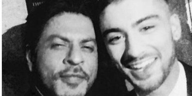 Shah Rukh Khan's Selfie is Twitter's Golden Tweet Of The