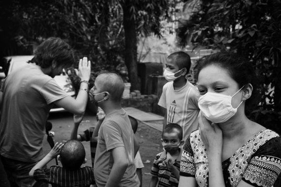 Photo Essay: A Visit With The Children Of St.