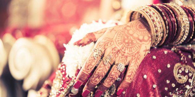 Mehendi is one of the Pre-wedding Ceremonies in Hindu weddings. Mehendi (Henna) leaves are crushed in...