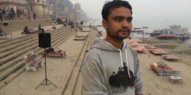 Why A Bajrang Dal Activist In Varanasi Is Unhappy With