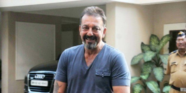MUMBAI, INDIA DECEMBER 21: Actor Sanjay Dutt was recently released on parole after he cited wife Maanyata's...