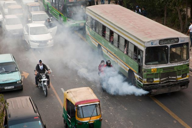 No New Diesel Vehicles To Be Registered In Delhi, Says National Green