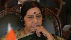 Sushma Swaraj Briefs Parliament On India-Pakistan Talks Amidst Uproar In Rajya