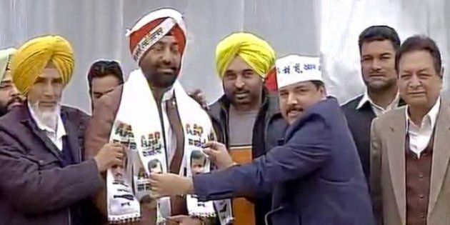 Congress' Sukhpal Singh Khaira Joins AAP, Lashes Out At Rahul