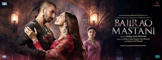 'Bajirao Mastani' Is A Bollywood Classic - Just leave Your Scepticism At