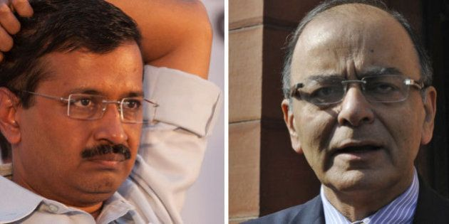 DDCA Report Doesn't Name Jaitley, BJP Demands A Public Apology From Arvind