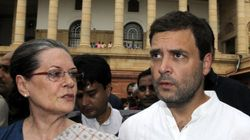 Congress Embarrassed As Its Mouthpiece 'Mistakenly' Calls Sonia Gandhi's Father A Fascist