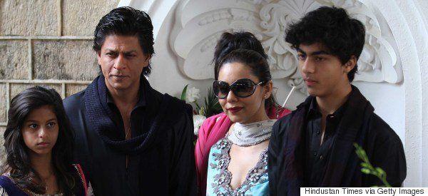 Karan Johar Is Hell-Bent On Launching SRK's Son