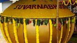 8,000 Kg 'Maha Laddu' Sets New Guinness World