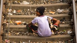 The Wrong Side Of The Tracks: Life At Kolkata's Dhakuria Railway Colony