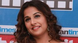 Actress Vidya Balan Hospitalised For Suspected Kidney