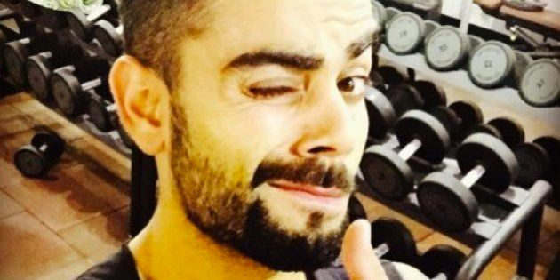 Virat Kohli Is On A Roll, Now Named 'Cricketer Of The Year' For