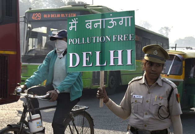 Delhi Kicks Off 2016 With Odd-Even Road Rationing Plan To Combat