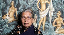 Bengali Writer-Activist Mahasweta Devi