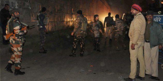 Narendra Modi Condemns Terror Attack On Pathankot IAF