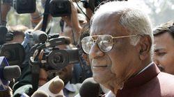Veteran CPI Leader AB Bardhan Passes