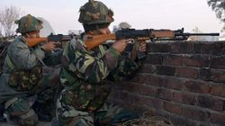 Fresh Firing Starts In Pathankot Air Base, Two Militants Suspected To Be Holed